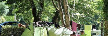 Camping Val de Saures-Emplacement Tente